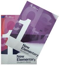 کتاب جدید New Elementary 1 کانون زبان